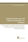 Kupferminimierung und Induzierte Resistenz im Weinbau