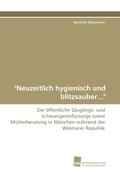 """""""Neuzeitlich hygienisch und blitzsauber..."""""""