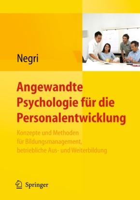 Angewandte Psychologie für die Personalentwicklung
