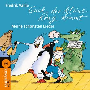 Guck, der kleine König kommt, 2 Audio-CDs