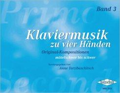 Klaviermusik zu vier Händen - Bd.3