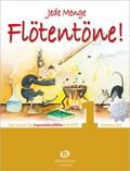 Jede Menge Flötentöne! Für Sopranblockflöte, m. 2 Audio-CDs - Bd.1