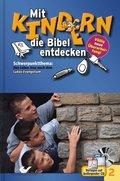 Mit Kindern die Bibel entdecken: Schwerpunktthema: Das Leben Jesu nach dem Lukas-Evangelium, m. CD-ROM; Bd.2