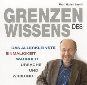 Grenzen des Wissens, 1 Audio-CD