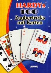 Hardys 100 Zaubertricks mit Karten