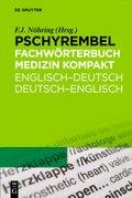 Pschyrembel Fachwörterbuch Medizin kompakt