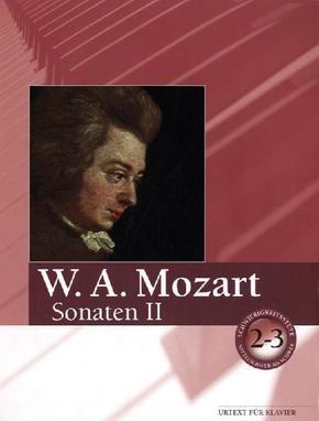Sonaten, für Klavier - Bd.2