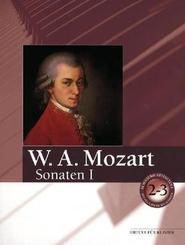Sonaten, für Klavier - Bd.1