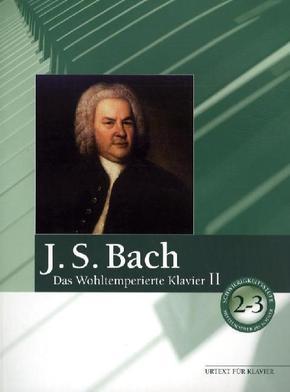 Das Wohltemperierte Klavier BWV 870-893 - Tl.2