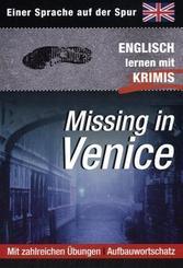 Missing in Venice - Englisch lernen mit Krimis