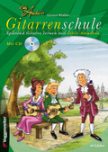 Little Amadeus Gitarrenschule, m. Audio-CD