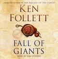 Fall of Giants, 12 Audio-CDs - Sturz der Titanen, 12 Audio-CDs, englische Version