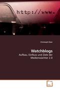 Watchblogs (eBook, PDF)