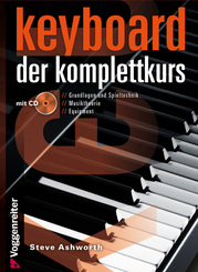 Keyboard - Der Komplettkurs, m. Audio-CD