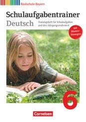 Deutschbuch - Sprach- und Lesebuch - Realschule Bayern 2011 - 6. Jahrgangsstufe