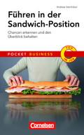 Pocket Business Führen in der Sandwich-Position