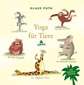 Yoga für Tiere