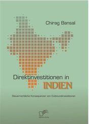 Direktinvestitionen in Indien
