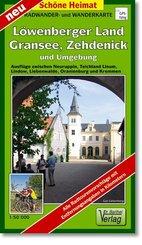 Doktor Barthel Karte Löwenberger Land, Gransee, Zehdenick und Umgebung