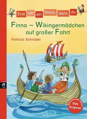 Finna, Wikingermädchen auf großer Fahrt