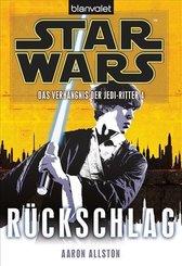 Star Wars, Das Verhängnis der Jedi-Ritter - Rückschlag