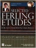 Selected Ferling Etudes for Alto Saxophone, m. 2 Audio-CDs