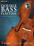 Double Bass Playtime, Kontrabass u. Klavier, m. Audio-CD