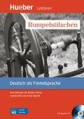 Rumpelstilzchen, m. Audio-CD