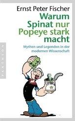 Warum Spinat nur Popeye stark macht