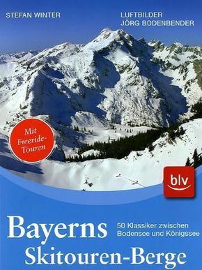 Bayerns Skitouren-Berge