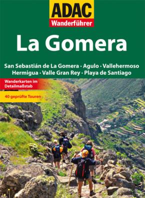 ADAC Wanderführer La Gomera