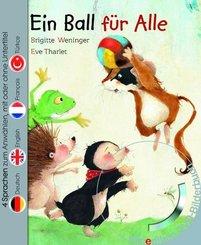 Ein Ball für Alle, m. DVD