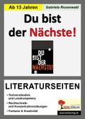 David Klass 'Du bist der Nächste!', Literaturseiten