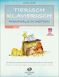 Tierisch Klavierisch, für Klavier, m. Audio-CD - Bd.2