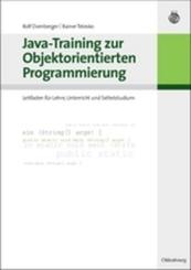 Java-Training zur Objektorientierten Programmierung