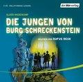 Die Jungen von Burg Schreckenstein, 2 Audio-CDs