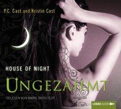 House of Night - Ungezähmt, 5 Audio-CDs