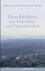 Geschichten aus Hohenlohe und Tauberfranken