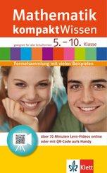 Mathematik kompaktWissen 5.-10. Klasse