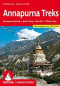 Rother Wanderführer Annapurna Treks