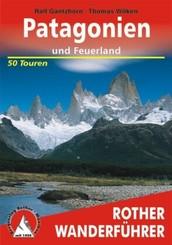 Rother Wanderführer Patagonien und Feuerland