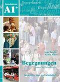Begegnungen - Deutsch als Fremdsprache: A1+ Integriertes Kurs- und Arbeitsbuch, m. 2 Audio-CDs