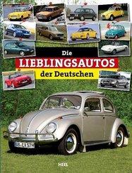 Die Lieblingsautos der Deutschen