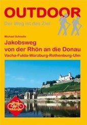 Deutschland: Jakobsweg von der Rhön an die Donau