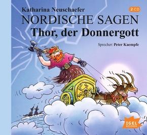 Thor, 2 Audio-CDs