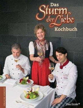 Das Sturm der Liebe Kochbuch