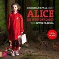 Alice im Wunderland, 2 Audio-CDs