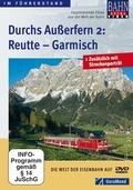 Durchs Ausserfern, Teil 2   ; Deutsch; Audio-CD