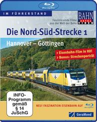 Die Nord-Süd-Strecke, Blu-rays: Hannover - Göttingen, Blu-ray; Tl.1