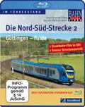 Die Nord-Süd-Strecke, Blu-rays: Göttingen - Fulda, Blu-ray; Tl.2